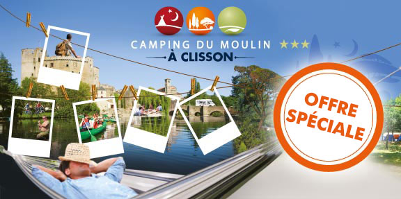 Camping Offre spéciale