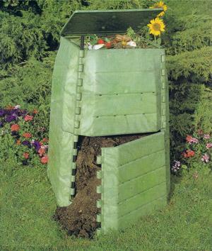 Composteur proposé à la vente
